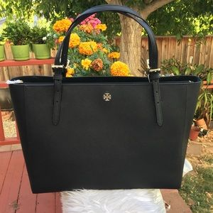 Tory Burch LG Emerson Buckle Tote